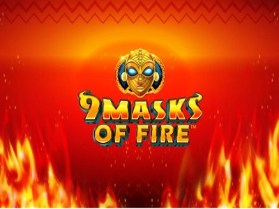 9 mask of fire van Gameburger studios