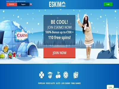 screenshot eskimo casino
