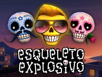 afbeelding esqueleto explosivo video slot thunderkick