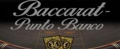 afbeelding punto banco baccarat